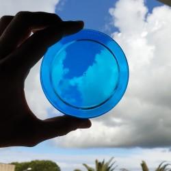 E_CAF Glass Effect BLUE
