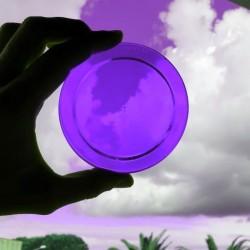 E_CAF Glass Effect VIOLA - (colorante effetto trasparente)