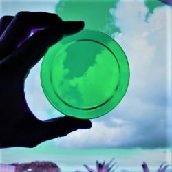 E_CAF Glass Effect GREEN